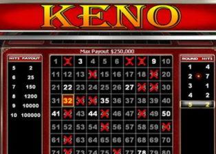 5 Keno Secrets