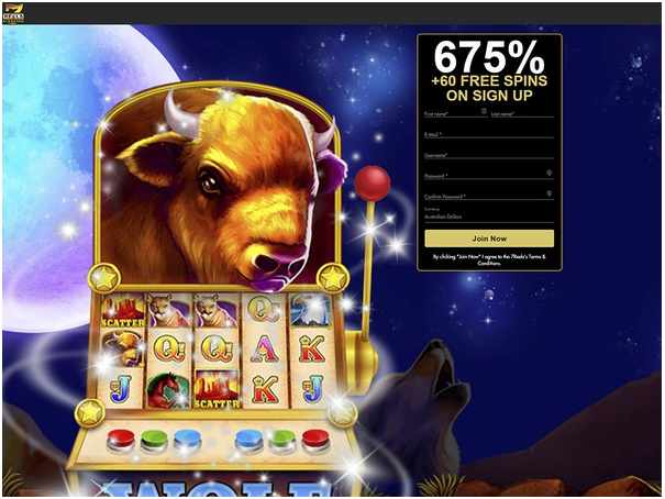 7 Reels Casino to play Keno game