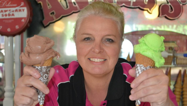 Annie's Ice Cream Parlour Bathurst