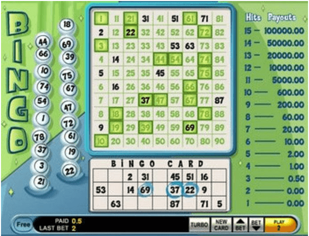 Bingo Keno from IGT