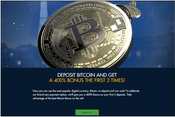Bitcoin Keno Bonus