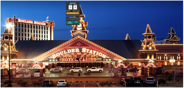 Boulder station casino