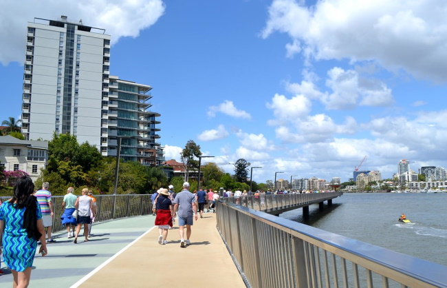 Brisbane River Walk
