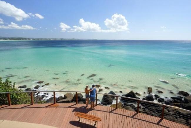 Coolangatta Beach, Gold Coast