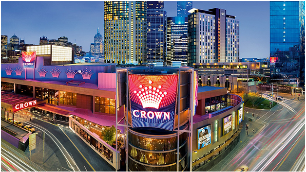 Crown Melbourne Australia