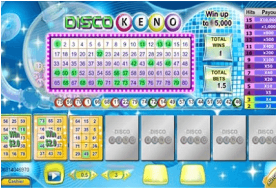 how to play keno and win philippines