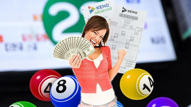 Do you know keno uses more numbers than any other major lottery drawing!