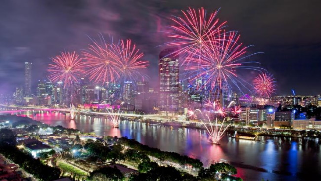 Enjoy Events and Festivals in Brisbane
