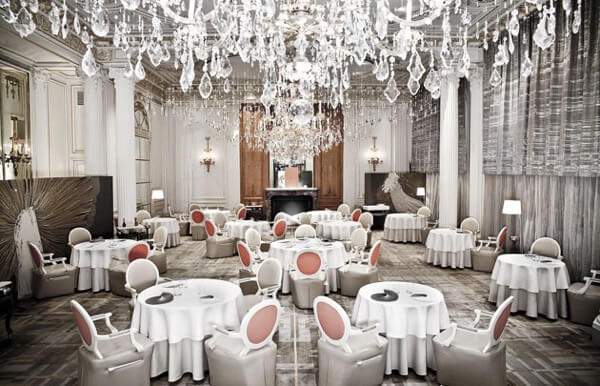 Expensive Restaurants