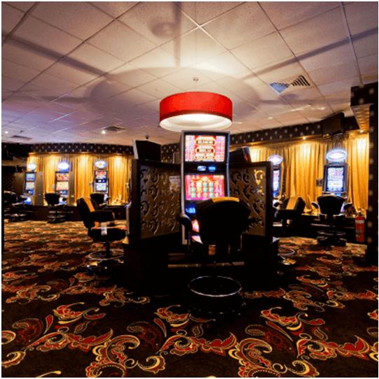Gaming at Isa Hotel