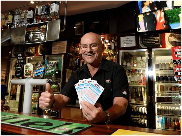 Gawler mates win Keno Jackpot