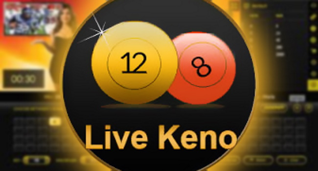 Getting started with live draw keno