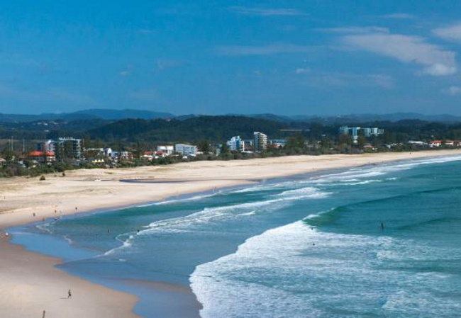 Greenmount Beach, Gold Coast