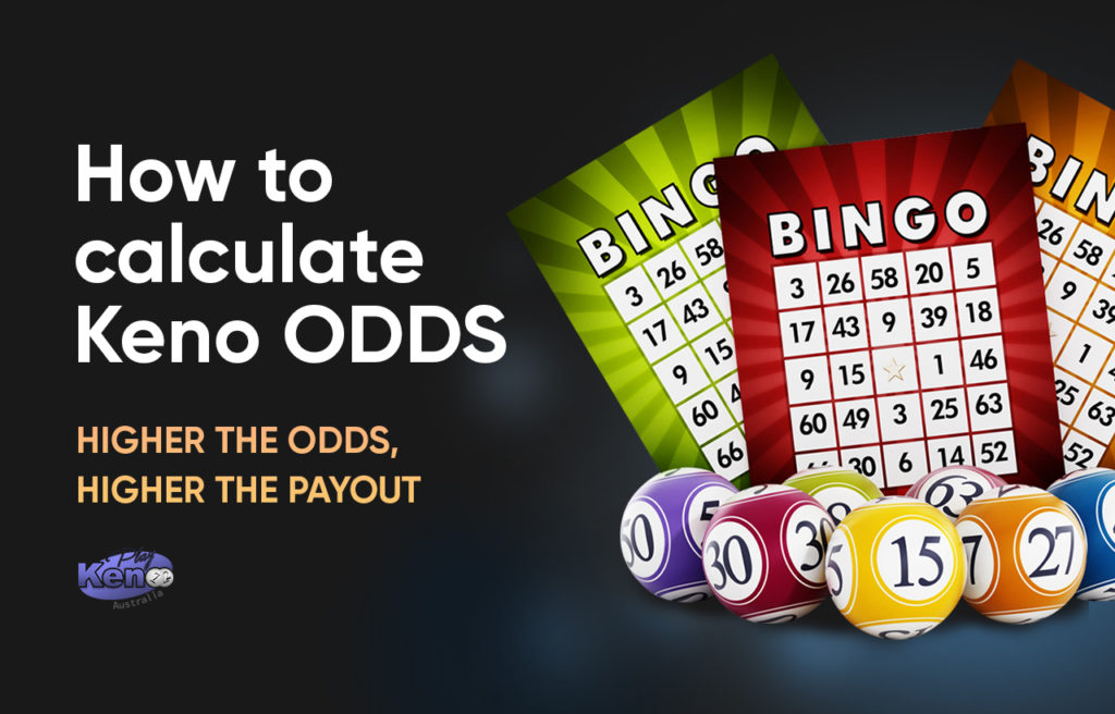 How to Calculate Keno Odds