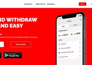 How to make a deposit with Astropay at Rich Casino to play Keno