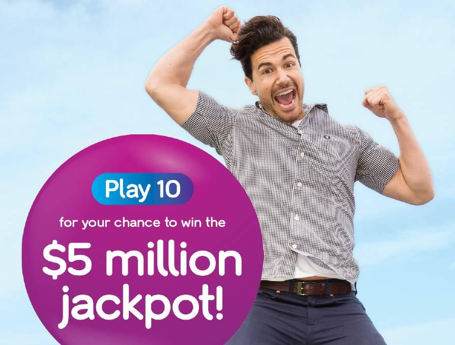 Keno $5 Million Jackpot