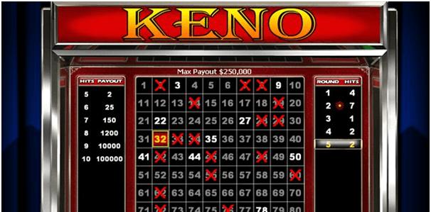 Keno Secrets