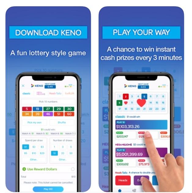 Keno Australia App
