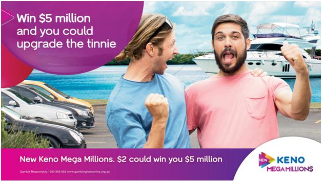 Keno Australia Mega Millions