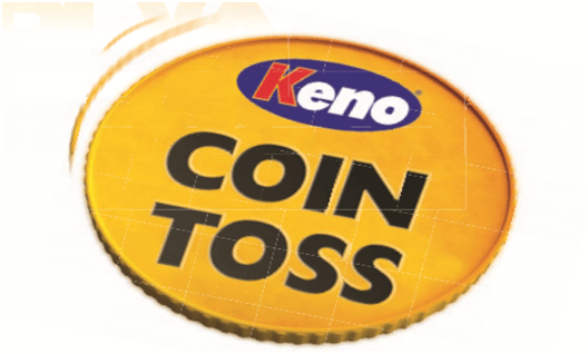 Keno heads or tails odds