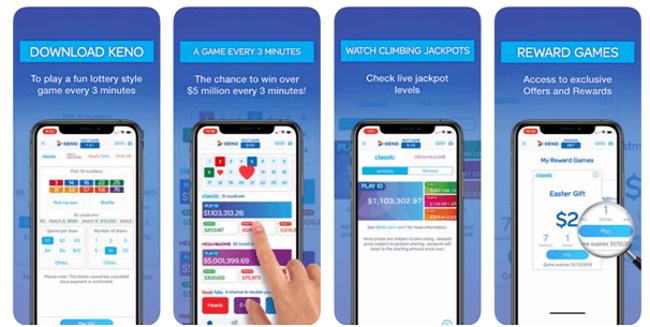 Keno App