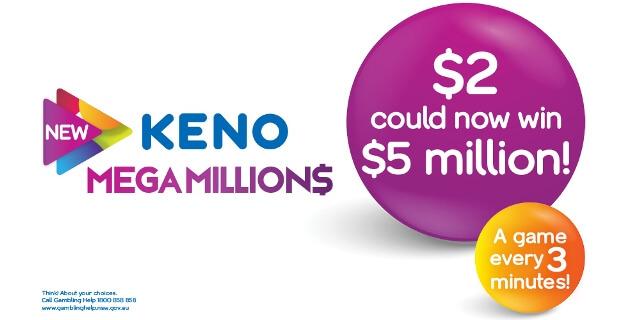 Keno Mega Millions