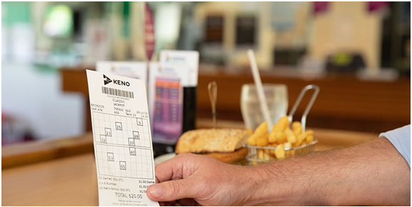 What are the Keno Spots in the Australian Keno Lottery?