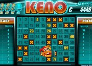 Keno Variations