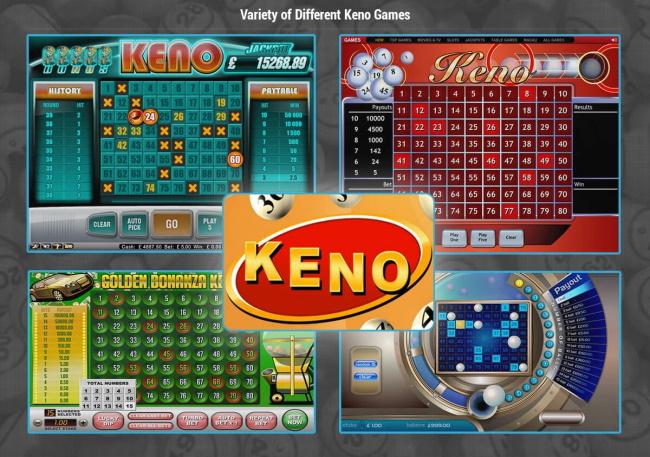 Keno-Variations