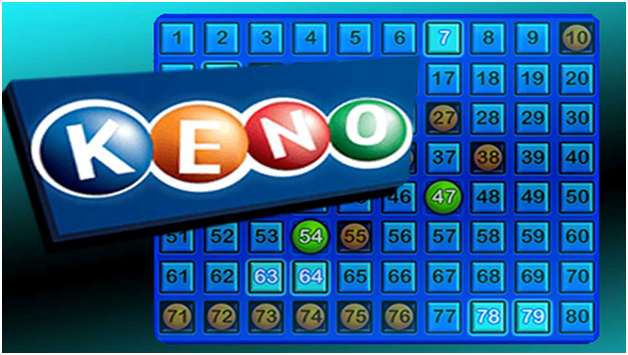 Keno free games to play