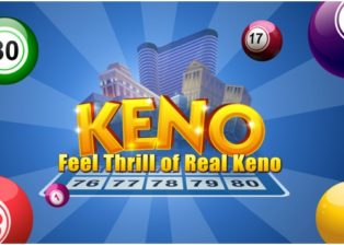 Keno game and the numbers to pick in 2020