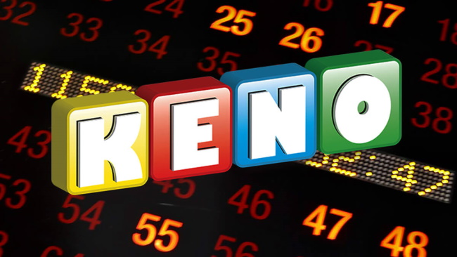 Keno is more popular than slots