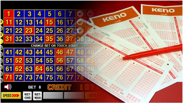 Keno playing tips- Understand Keno rules