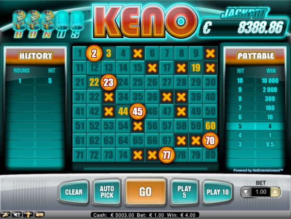 5 Hacks and Tricks to Win Big When Playing Keno