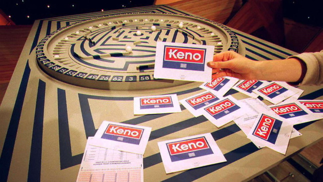 Keno was invented by a Chinese warlord strapped for cash