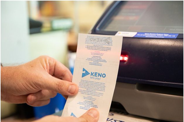 Keno winners in Australia