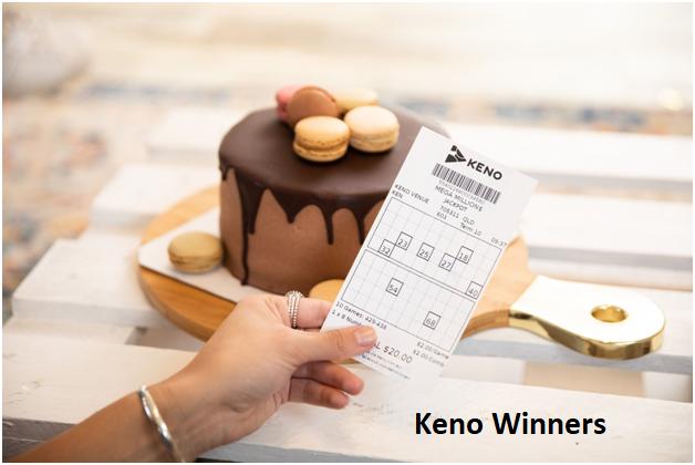 Keno winners 2019 Australia
