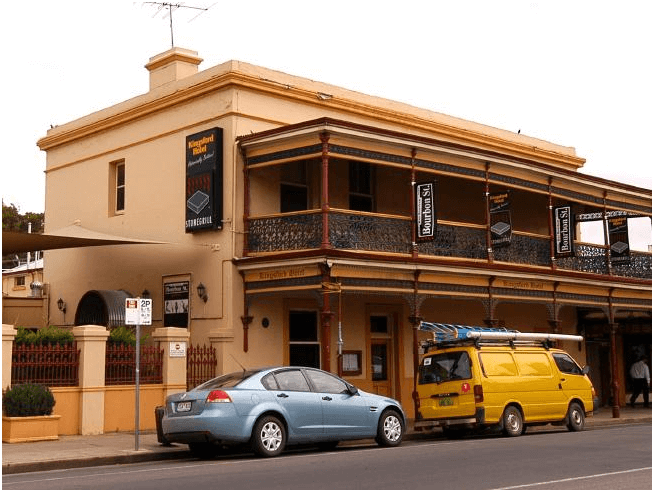 Kingsford Hotel