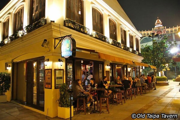 Macau Pubs