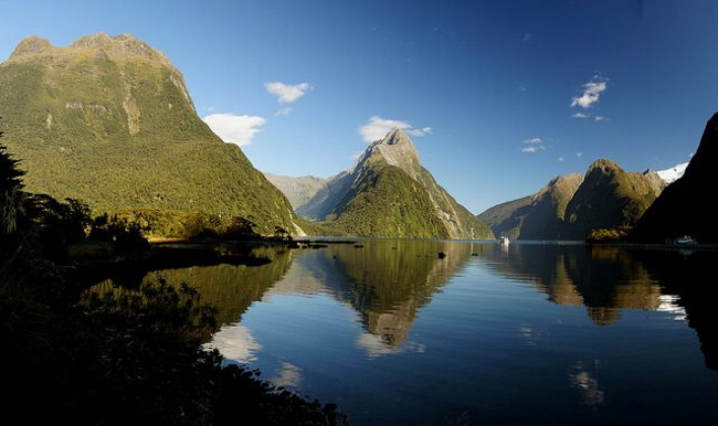 New Zealand scuba dive