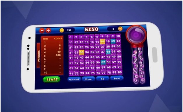 New iPhone Keno game apps to download now