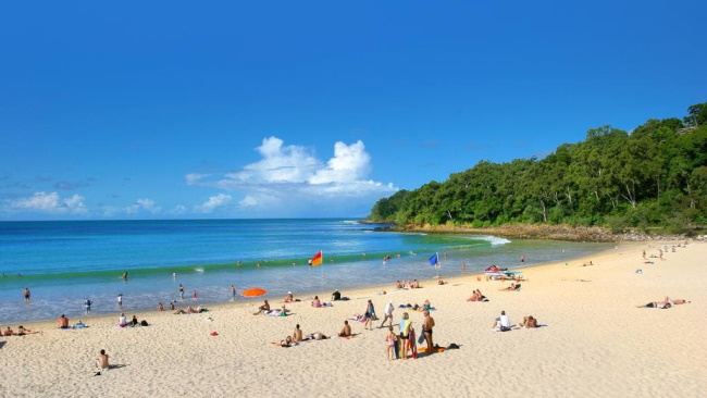 Noosa Main Beach, Sunshine Coast