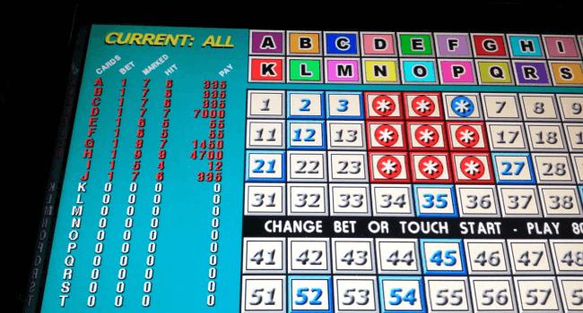 Keno Numbers Australia