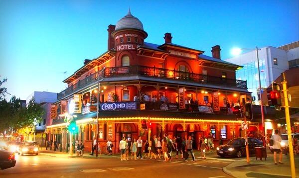 Perth Pubs
