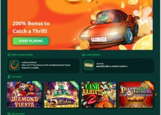 How to play Keno at Play Croco Australian online casino?