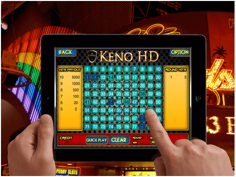 keno online for fun