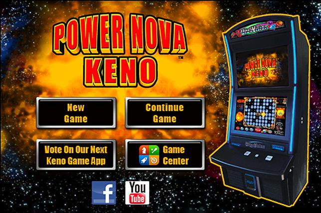 Power Nova Keno