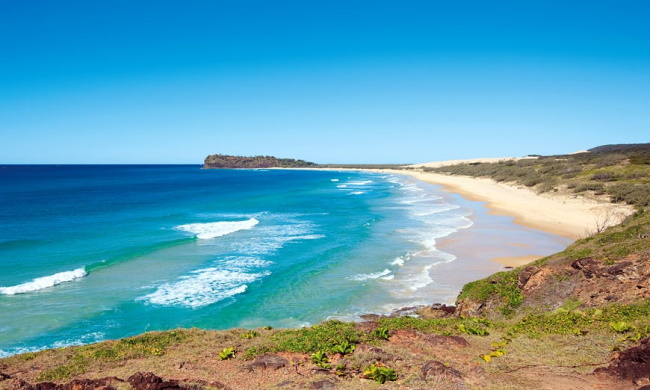Seventy-Five Mile Beach, Fraser Island