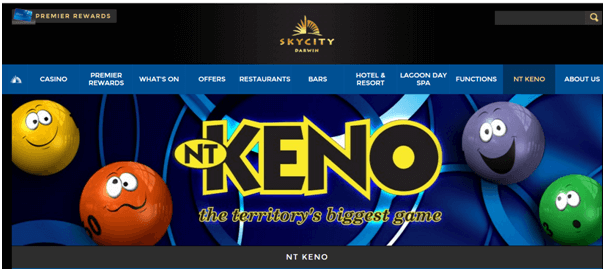 Find keno locations