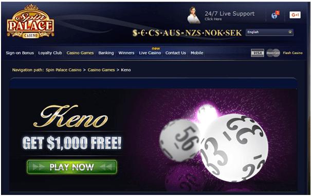 online keno spielen kostenlos